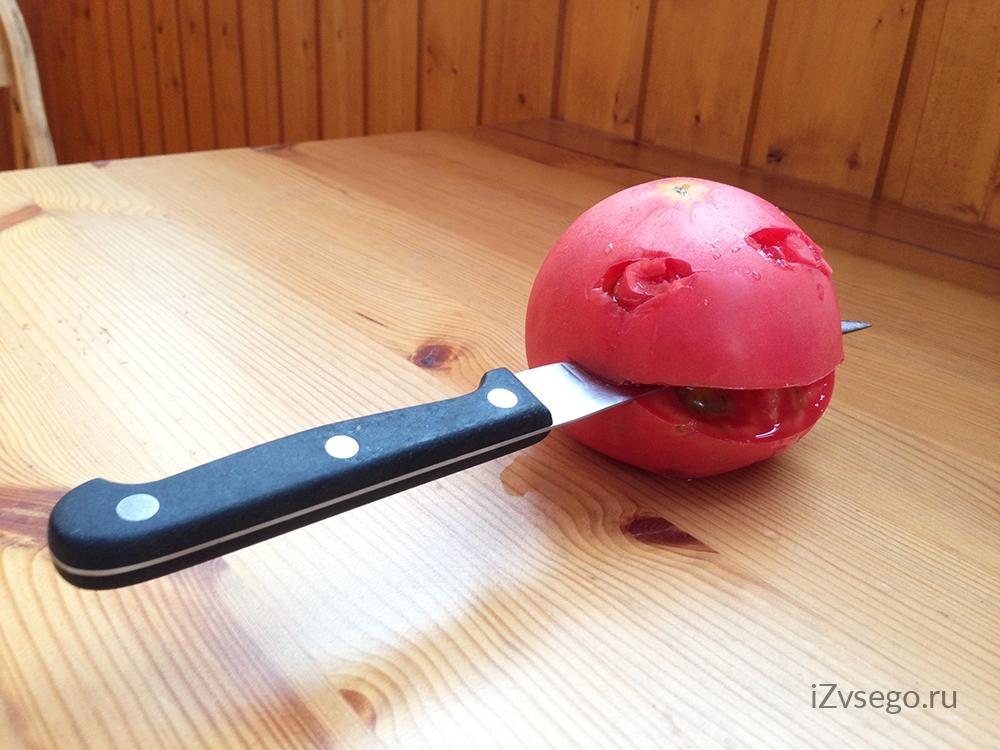 Приметы о ножах